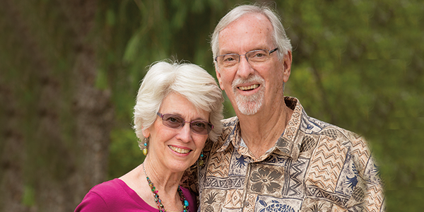 Choosing To Divide Their Estate Three Ways in Gratitude for Family and Westmont